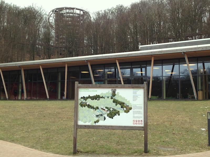 Freizeitziel Rügen-Infocenter